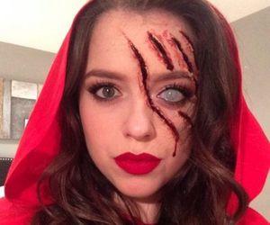 costume, horror, and fashion image