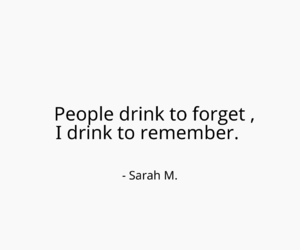 drinking, quotes, and heartless image