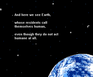 earth, quotes, and humans image