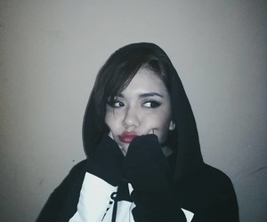 alone, girl, and grunge image
