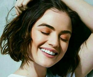 lucy hale, pll, and smile image