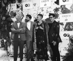 band, olly alexander, and fashion image