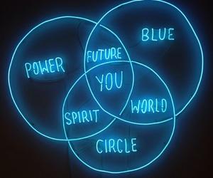 blue, circle, and future image