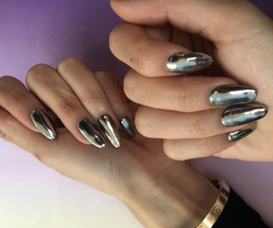 cartier, nail art, and favorite image