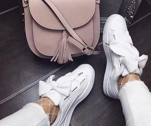 fashion, shoes, and white image
