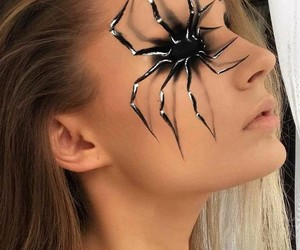 beauty, Halloween, and ideas image