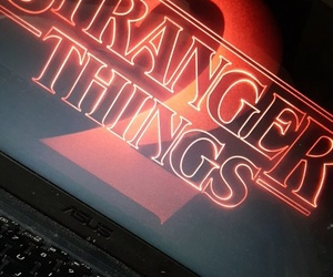 aesthetic, mood, and stranger things image