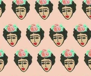 wallpaper and frida kahlo image