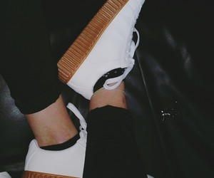 picture, shoes, and white image