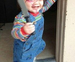 Chucky, costume, and creative image