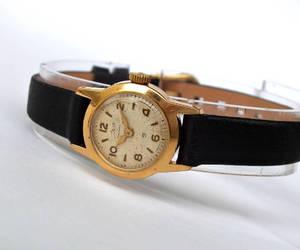 etsy, womens watch, and wrist watch image