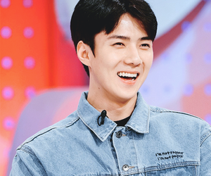 exo, sehun, and handsome image