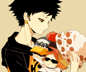 anime, one piece, and shachi image
