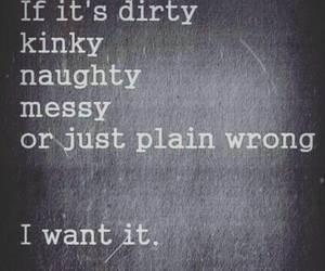 dirty, kinky, and true story image