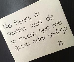 21, amor, and contigo image