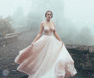 elegant, fairytale, and princess image