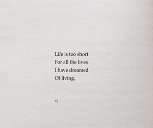 books, dreamer, and life image