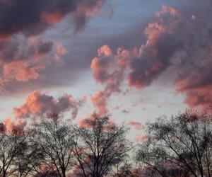 blue, cloud, and split image