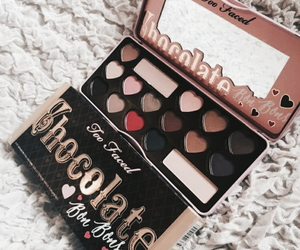 aesthetic, too faced, and makeup image