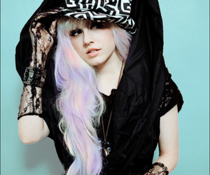 girl and pastel goth image