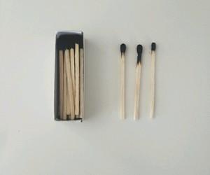beautiful, burn, and minimalist image