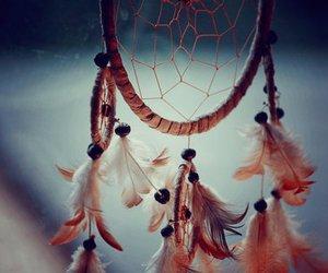 Dream, dreamcatcher, and dream catcher image