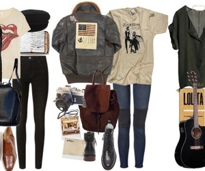 inspiration, lookbook, and music image