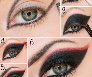 eyes, Halloween, and ideas image