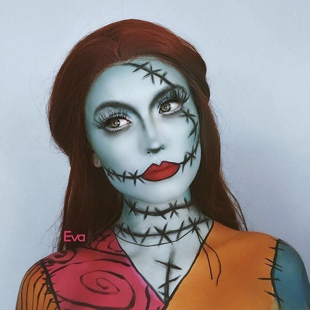 Sally from the Nightmare Before Christmas on We Heart It