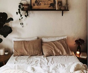 aesthetic, beautiful, and bedroom image