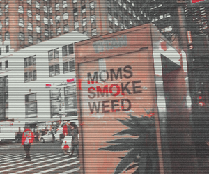 weed, theme, and grunge image