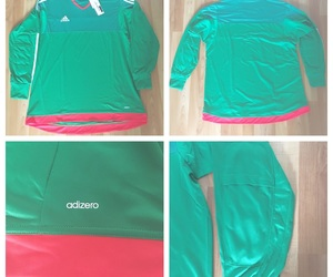 adidas, kit, and goalkeeper image