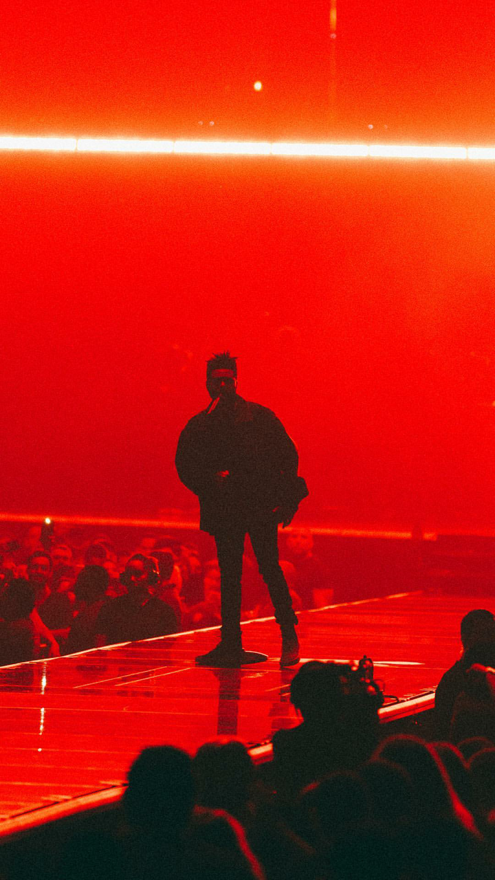 Image About Red In The Weeknd Phone Wallpaper By Nalan Kaplan