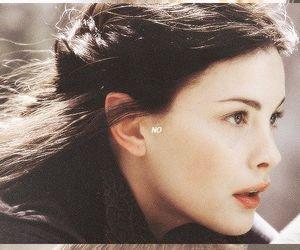 eowyn, arwen, and galadriel image