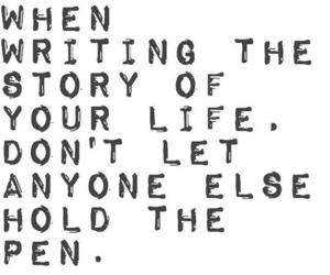 life, story, and quotes image