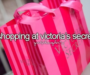 victoria's secret and girly thoughts image