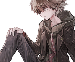 danganronpa, cute anime boy, and dangan ronpa image