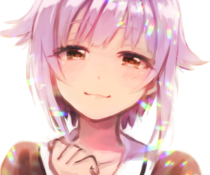 anime, boy, and girl image