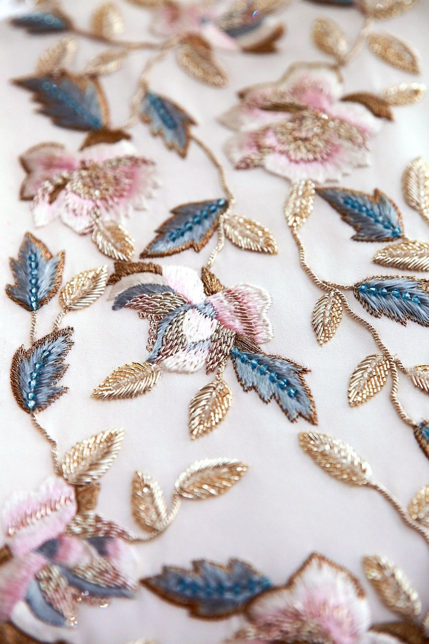 details, gold, and pink image