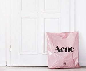 acne, shopping, and brand image