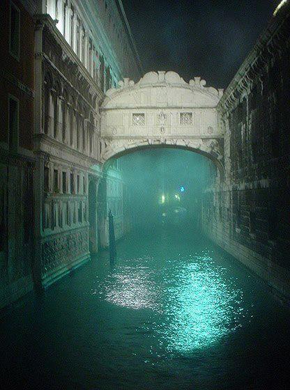 venice, italy, and bridge image