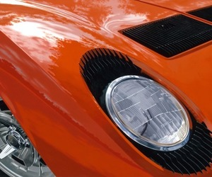 cars, orange, and sportcars image