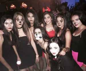 goals, group, and Halloween image