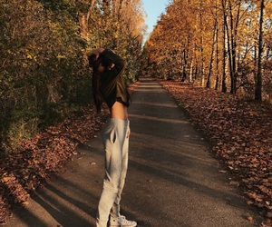 autumn, beautiful, and boho image