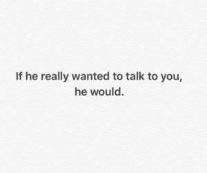 boy, heartbreak, and quote image