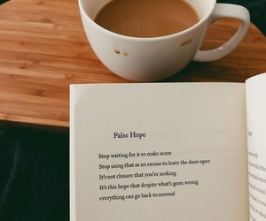 break up, poetry, and words image