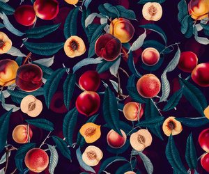 nectarine, pattern, and background image