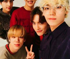 ace, a.c.e, and Chan image