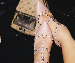 bag, Valentino, and fashion image