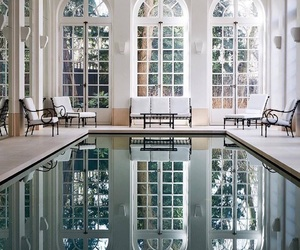 pool and interior image